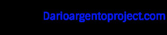 Darioargentoproject.com